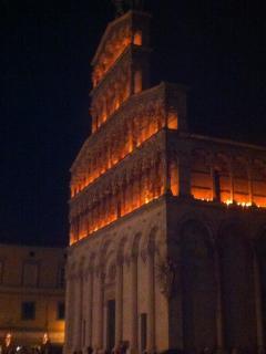 Festival of Light, Lucca