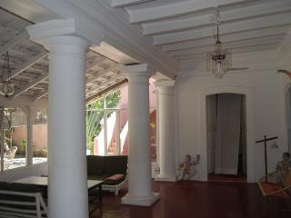 Heritage House in colonial town of Pondicherry