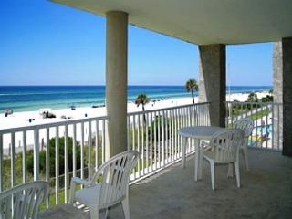 Beachfront Beauty fits 8, Open Week of 4/11, Panama City Beach
