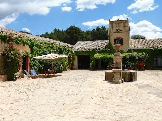 Masseria Floresta, Casa Ribatteria, Mazzarino