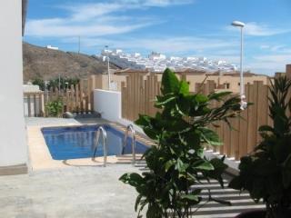 solo Villa gran tarajal con vistas al mar piscina, Gran Tarajal