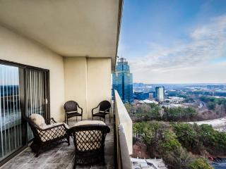 Amazing 2 BDR Penthouse overlooking Atlanta