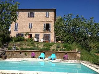 Villa Moltini, Carassai