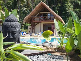 Cottage Sawah new, 14m pool, breakfast, East  Bali, Karangasem