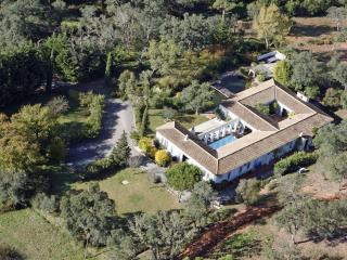 Villa De La Verne, zone de St Tropez, au sud de la France, La Mole