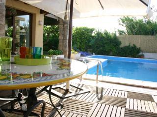 Villa Il Patio con piscina, Cinisi