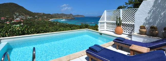 Villa Lorient Sunset 1 Bedroom SPECIAL OFFER, St. Barthelemy