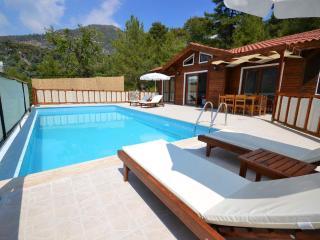 Twin holiday villa in İslamlar , sleeps 04 : 128-1