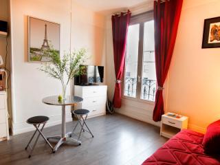 Joli studio beau quartier - Paris 11eme