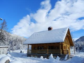 Villa Kelt - mountain retreat, Alps, Zgornje Jezersko
