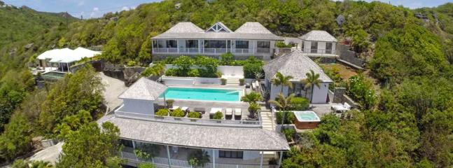 Villa Amalia 2 Bedroom (A Chic Villa Perched On The Hill Of Marigot. The