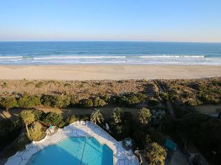 Station One - 8I From - Oceanfront condo with community pool, tennis, beach