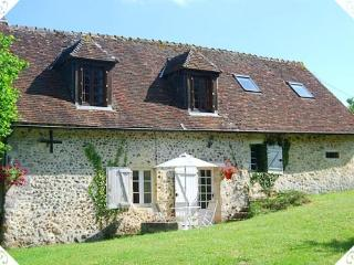 Charming cottage on horse farm in Normandy