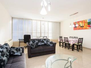 Very bright, modern 2 BR in East Raanana