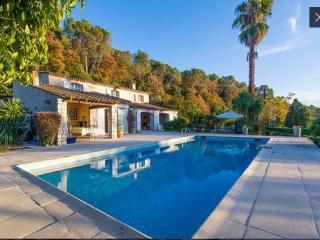 belle villa neo provençales 6 à 8 personnes, St-Paul-de-Vence
