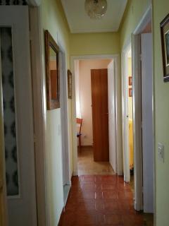 Entrada del apartamento