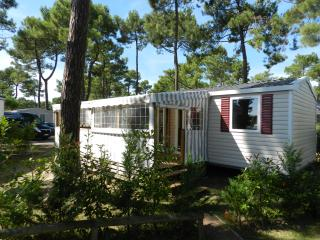 Bungalow in Charente-Maritime with central heat - near beach, golf and incredible gastronomy, Royan
