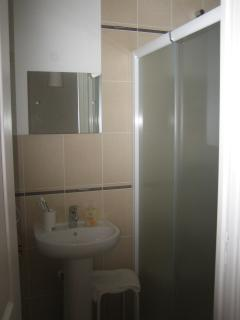 Ensuite shower/toilet