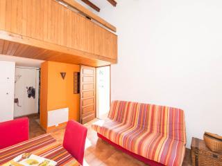 Salon avec clic-clac en 140x190cm