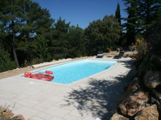 Large outside private pool - Enjoy the refreshing water of this new 8 by 4. Protected by alarm.