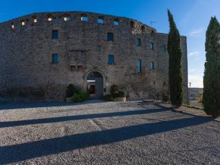 Casa Rural con Piscina | Castillo de Fonolleres Alquiler Integro | Privacidad