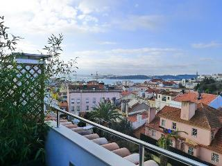 PI2- Superb views, Terrace, AC, Central heat, Lisbonne