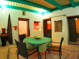 Apartamento típico en la medina