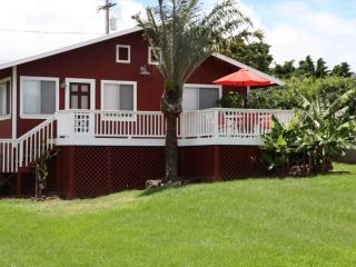 Red 'Ohana 3 BD above Mauna Kea and Hapuna Beaches, Waimea