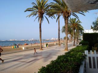 Bungaló Primera Linea de Playa, Playa Honda