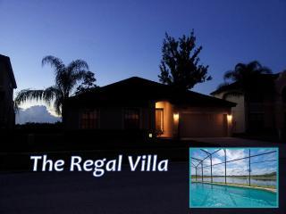 Kissimmee Lake Front Villa