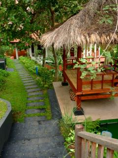 Garden View - Massage pavillion