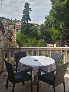A2 Plavi(2+2): terrace
