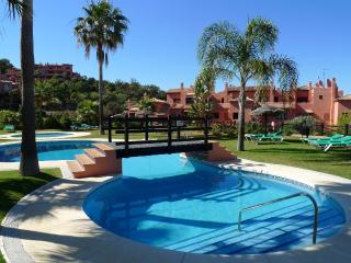 El Soto de Marbella sea view apartment GOLF course