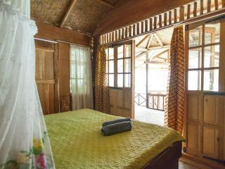 Jungle and riverview room - Bukit Lawang