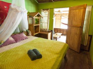 Orangutan room - Bukit Lawang
