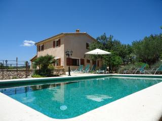 Beautiful villa surrounded by peaceful, Campanet
