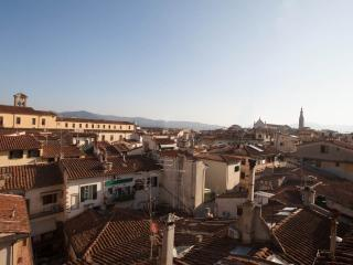 Cosy Florentine apartment with charming terrace, right in front of the Uffizi Gallery, Florencia