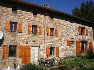 La Monnerie Chambres d'hotes Auvergne