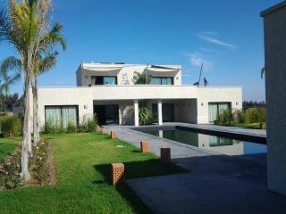 villa du bonheur, Marraquexe