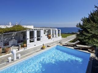 Villa Agia Thalassa, Ampelas