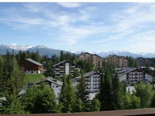 Nice apartment in Crans