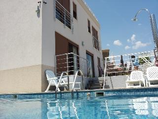 Beachfront holiday villa, Trogir
