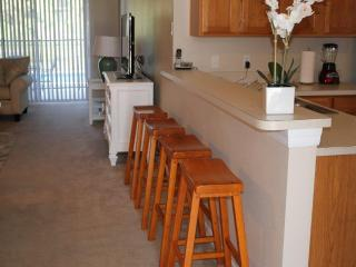 Bar stools for extra seating