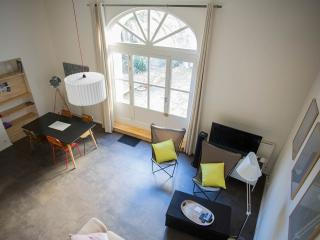 Cosy loft with garden in central location, Arles