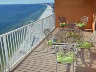 Fall Couples discount: $1095/wk WI-FI, 21st Floor, Panama City Beach