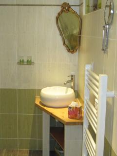 Chambre Loft (Salle d'eau)