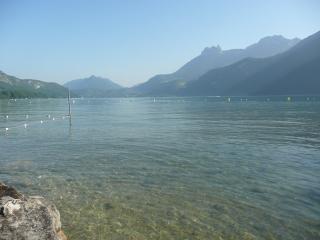 L'Eden a 2 minutes du lac d'Annecy