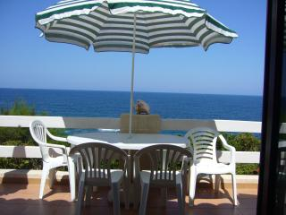 maison en Corse les pieds dans l'eau, Korsika