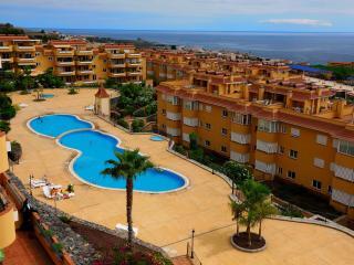 New modern duplex in complex Playa la Arena, Puerto de Santiago