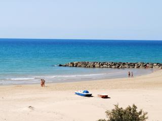 Spiaggia libera di Arizza (Donnalucata)